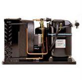 Агрегат TAG2516ZBR R404A Q=4.10 кВт при Ткип -23.3C, Тконд +45