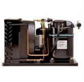 Агрегат CAJ2464ZBR R404A Q=1.41 кВт при Ткип -23.3C, Тконд +45